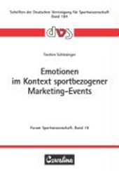 Emotionen im Kontext sportbezogener Marketing-Events
