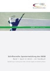 Sport im Verein - ein Handbuch, Band