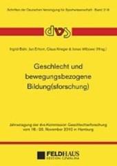 Geschlecht und bewegungsbezogene Bildung(sforschung)