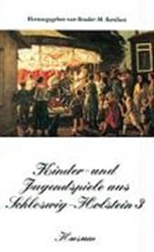Kinder- und Jugendspiele aus Schleswig-Holstein