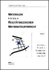 Istron. Materialien für einen realitätsbezogenen Mathematikunterricht