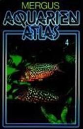Aquarien Atlas 4. Taschenbuchausgabe