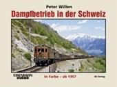Ellokbetrieb in der Schweiz in Farbe - ab