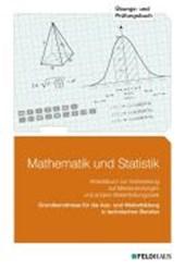 Mathematik und Statistik. Übungs- und Prüfungsbuch
