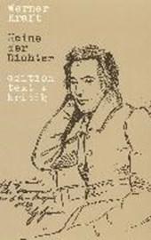 Heine der Dichter