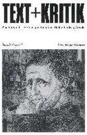 Bertolt Brecht I