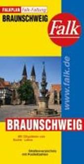 Falk Stadtplan Falkfaltung Braunschweig 1:20