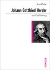 Johann Gottfried Herder zur Einführung