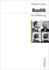 Biopolitik zur Einführung