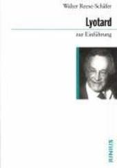 Lyotard zur Einführung