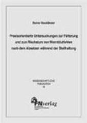 Praxisorientierte Untersuchungen zur Fütterung und zum Wachstum von Warmblutfohlen nach dem Absetzen während der Stallhaltung