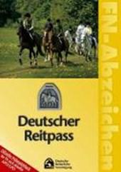 FN-Abzeichen. Deutscher Reitpass