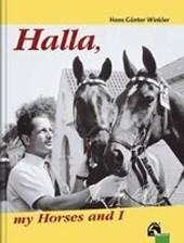 Halla, my Horses and I