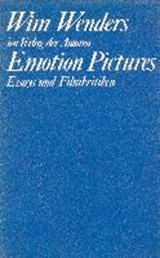 Emotion Pictures | Wim Wenders |