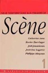 Scene 1. Neue französische Theaterstücke