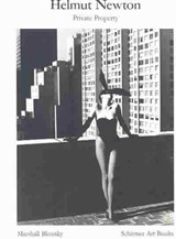 Private Property | Helmut Newton |