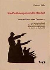 Sind Soldaten potentielle Mörder?