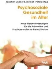 Psychosoziale Gesundheit im Alter