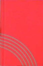 Evangelisches Gesangbuch (rot).Taschenausgabe
