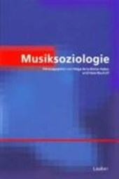 Musiksoziologie