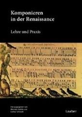 Komponieren in der Renaissance