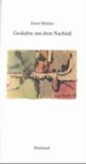 Gedichte in 15 Bänden / Gedichte aus dem Nachlaß