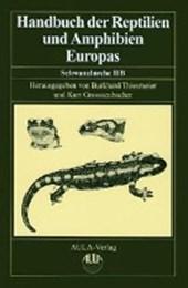 Handbuch der Reptilien und Amphibien Europas Bd.
