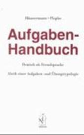 Aufgaben-Handbuch Deutsch als Fremdsprache