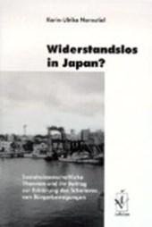 Widerstandslos in Japan?