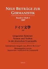 Neue Beiträge zur Germanistik