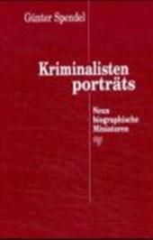 Kriminalistenporträts