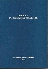 Die Kunstpolitik Wilhelms II.