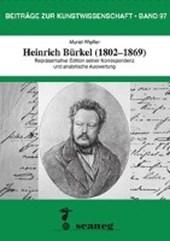 Heinrich Bürkel (1802-1869)
