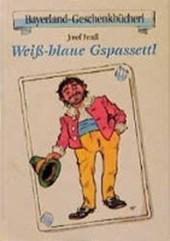 Weiss-blaue Gspassettl
