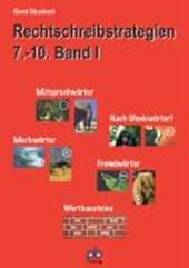 Rechtschreibstrategien 7.-10. Jahrgangsstufe. Band