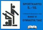 Sportkartei Band 6. 5.-10. Jahrgangsstufe