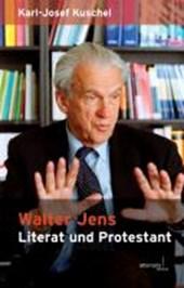 Walter Jens, Literat und Protestant