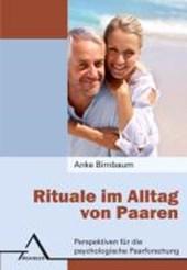 Rituale im Alltag von Paaren