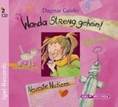 Wanda - Streng geheim! Neueste Notizen
