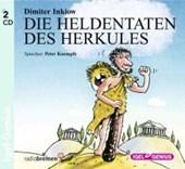 Die Heldentaten des Herkules. 2 CDs
