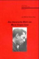 Das literarische Werk von Mario Vargas Llosa