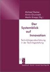 Der Systemblick auf Innovation