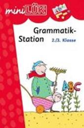 miniLÜK. Grammatikstation 2./3. Klasse