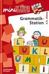 miniLÜK. Grammatikstation 3./4. Klasse