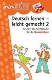 miniLÜK. Deutsch lernen - leicht gemacht