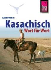 Kauderwelsch Sprachführer Kasachisch. Wort für Wort