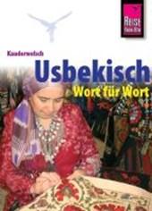 Kauderwelsch Sprachführer Usbekisch Wort für Wort