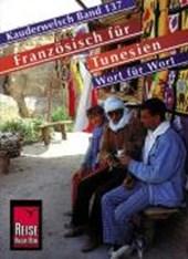 Französisch für Tunesien. Wort für Wort. Kauderwelsch
