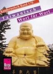Taiwanisch Wort für Wort. Kauderwelsch