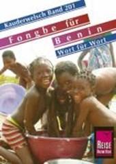 Fongbé für Benin - Wort für Wort. Kauderwelsch
